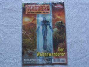 Maddrax-Romanheft-Band-169-guter-Zustand