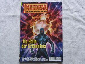 Maddrax-Romanheft-Band-194-guter-Zustand