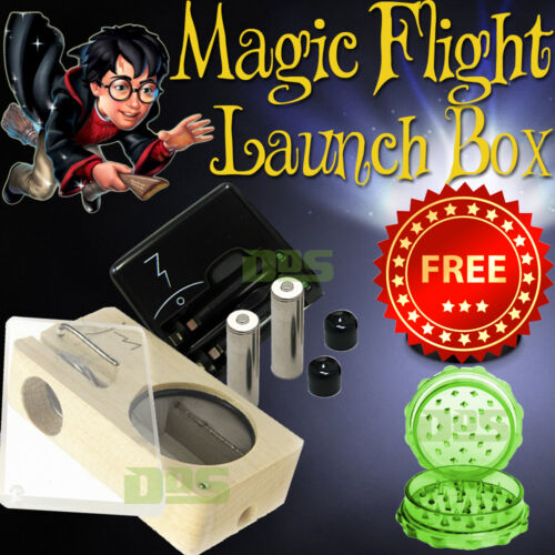 Magic Flight Launch Box Portable Vaporizer by MFLB Vape w/ FREE Grinder & More in Consumer Electronics, Gadgets & Other Electronics, Other | eBay