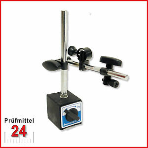 Magnet-Messstativ-Stativ-Messuhrhalter-Messuhr-NEU