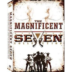 Magnificent Seven 4-Pack (DVD, 2009, 4-D...