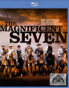 The Magnificent Seven (Blu-ray Disc, 201...