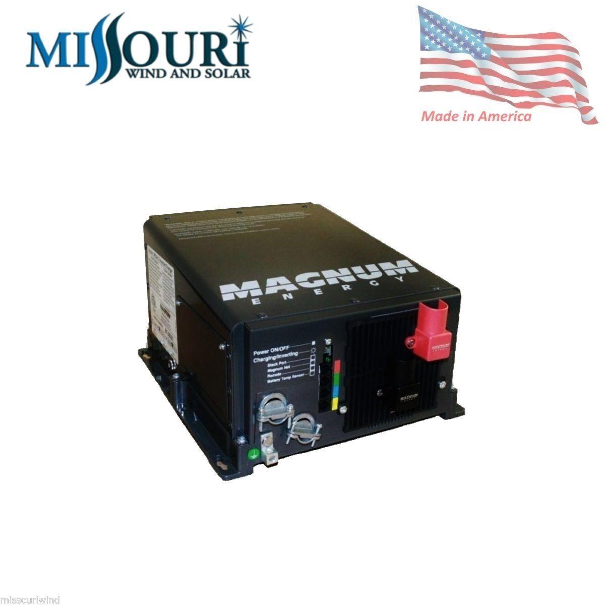 Magnum Me2012 12 Volt 2000w Power Inverter Charger Ebay