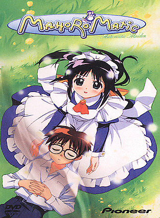Mahoromatic Automatic Maiden   Complete Series DVD, 2009, 6 Disc Set