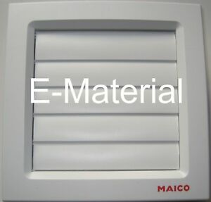 maico ap100 verschlussklappe abluftklappe entl ftung von bad dunstabzug usw ebay. Black Bedroom Furniture Sets. Home Design Ideas