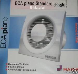 maico eca piano standard l fter badl fter ventilator entl ftung ebay. Black Bedroom Furniture Sets. Home Design Ideas