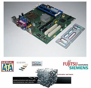 Mainboard-Fujitsu-Siemens-D2331-A12-GS2-LGA775-S26361-D2331-A-Sockel-775-mATX
