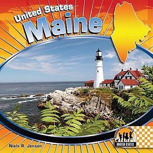 Maine (United States) Niels R. Jensen