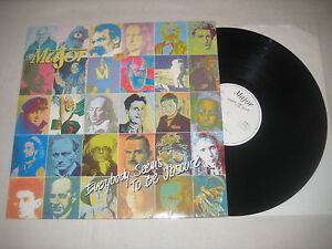 Major-Everybody-seems-to-be-obscure-Vinyl-LP
