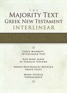 Majority Text Greek New Testament-Interl...