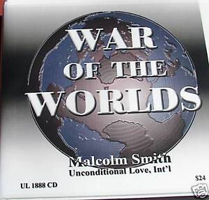 """Malcolm Smith Series """"War of The Worlds""""cds 3hrs in Everything Else, Personal Development, Leadership, Self-Confidence 