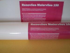 malervlies 150g renoviervlies glattvlies makulatur vlies. Black Bedroom Furniture Sets. Home Design Ideas