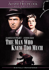 The Man Who Knew Too Much (DVD, 2006, An...