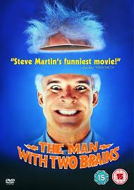 The Man With Two Brains (DVD, 2006)