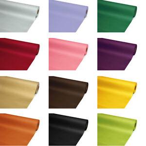 mank tischdecke airlaid vlies 1 2m x 25m verschiedene farben ebay. Black Bedroom Furniture Sets. Home Design Ideas