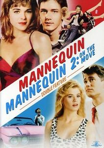 Mannequin/Mannequin 2: On the Move (DVD,...