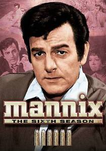 Mannix: The Sixth Season (DVD, 2012, 6-D...