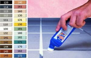 Mapei fuga fresca 70 63 kg fliesen fugen farbe for Peinture pour joints de carrelage