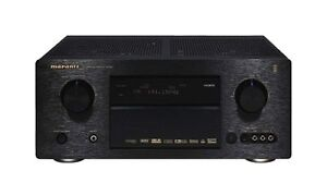 Marantz SR 6001 7.1 Channel 100 Watt Rec...