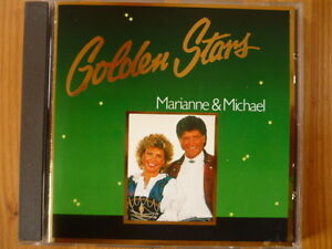 Marianne-Michael-Golden-Stars-ARIOLA-CD-CLUB-EXKLUSIV-EDITION