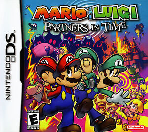 Mario & Luigi: Partners in Time  (Ninten...