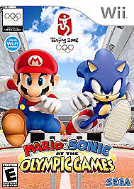 Mario & Sonic at the Olympic Games  (Wii...