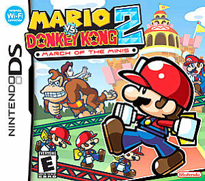 Mario vs. Donkey Kong 2: March of the Mi...