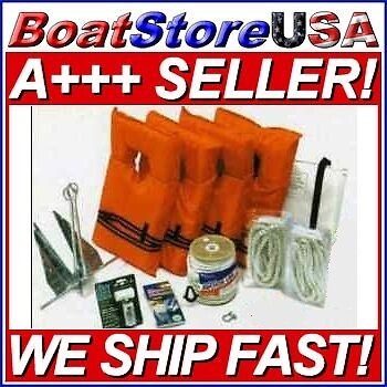 Marpac Coast Guard Safety Kit - Budget Boater - CGK02-1