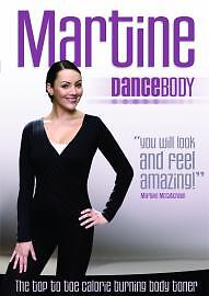 Martine McCutcheon - Dance Body (DVD, 20...
