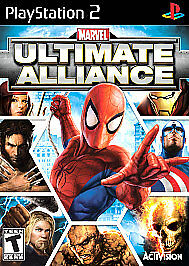 Marvel: Ultimate Alliance (Sony PlayStat...