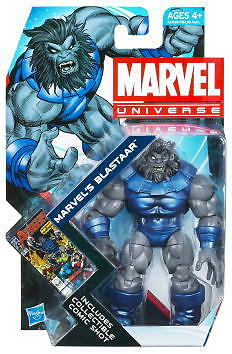 "Marvel Universe 3 3/4"" Blastaar Marvel's Series 4 #024 Action Figure In Stock in Toys & Hobbies, Action Figures, Comic Book Heroes 