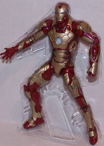 "Man Mark 42 Legends 6"" Figure 2013 Iron Man 3 Monger Series 