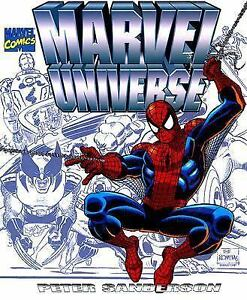 Marvel Universe by Peter Sanderson (1998...