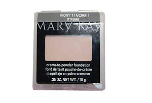Mary Kay Creme-To-Powder Foundation