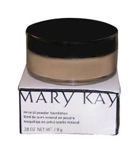 Mary Kay Mineral Foundation