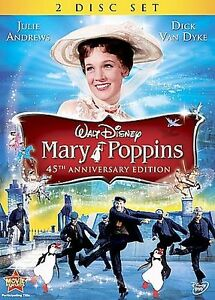 Mary Poppins (DVD, 2009, 2-Disc Set, 45t...