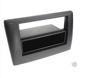 mascherina supporto autoradio 1 din iso e doppio 2 din fiat stilo radio cassetto ebay. Black Bedroom Furniture Sets. Home Design Ideas