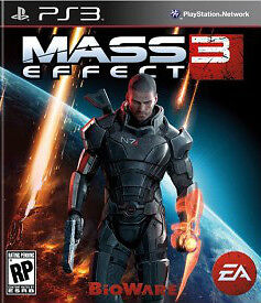 Mass Effect 3 PS 3