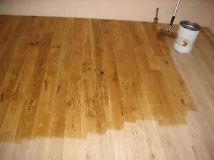 massivholzdielen eiche 10x100 mm breit holzdielen landhausdielen dielen parkett ebay. Black Bedroom Furniture Sets. Home Design Ideas