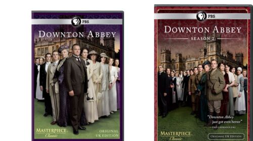 Masterpiece Classic: Downton Abbey - Season 1-2 (DVD, 2013, 6-Disc Set) in DVDs & Movies, DVDs & Blu-ray Discs | eBay