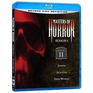 Masters of Horror Blu-ray - Season 1 Vol...
