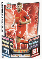 Download Match Attax 2012 2013 Liverpool Base Cards   EBay