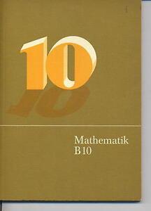 Mathematik-B-10