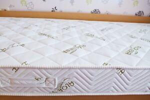 matratze aloe vera 18cm hoch gewicht 11 5kg ebay. Black Bedroom Furniture Sets. Home Design Ideas