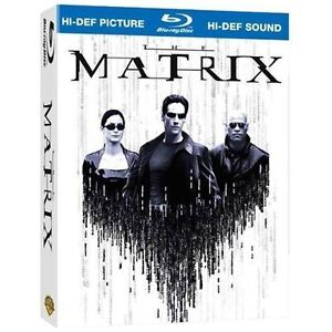 The Matrix (Blu-ray Disc, 2009, 10th Ann...