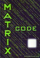 Matrix-Code-von-Morpheus-Buch-gebraucht