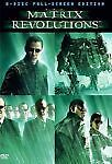 The Matrix Revolutions (DVD, 2004, 2-Dis...