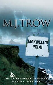 Maxwell's Point by M. J. Trow (Hardback,...