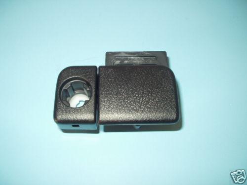 Mazda Miata Glove Box Latch Kit, BLACK 1994 1997 NEW