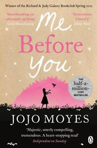 Me Before You by Jojo Moyes (Paperback, ...
